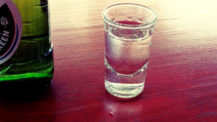 Glass Drinking Glass Alcohol Close-up Shot Glass Rakija
