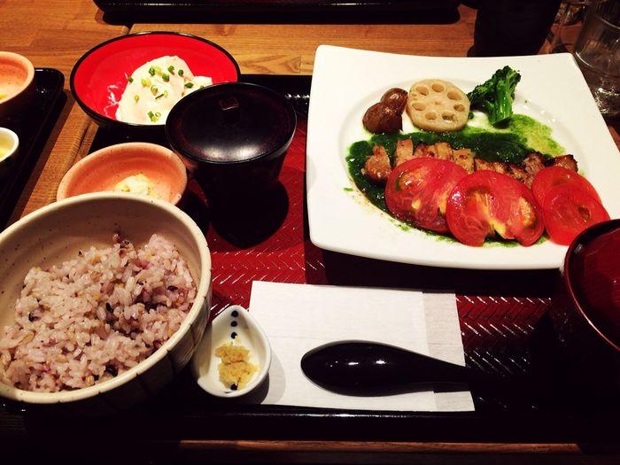 大戸屋 和食 Yokohama 初大戸屋( ´ ▽ ` )