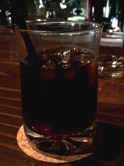 Iced Coffee Drink 水出し アイスコーヒー