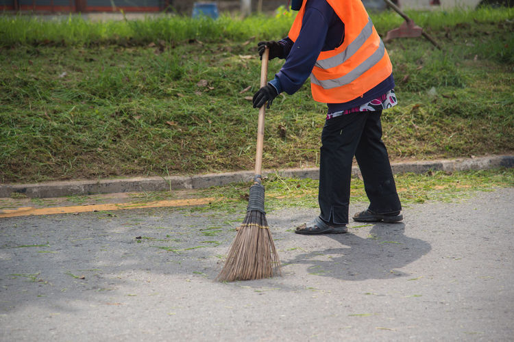 Broom City Clean Clean Street Clean Streets Cleaning Road Street Sweeper Sweepers Worker Working