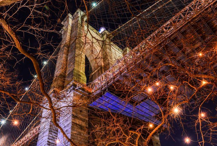 Brooklyn Brooklyn Bridge / New York Brooklyn Nyc Brooklynheights Brooklyn Bridge  Long Exposure New York City New York Night Nightphotography Photography Photographer Photooftheday Nikon Nikonphotography Nikon D7100 Nikontop Nikon_photography_