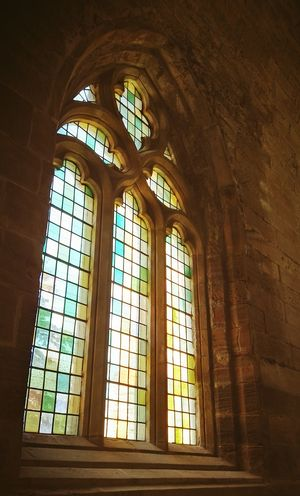 Window Indoors  Religion History Architecture Arch Low Angle View Place Of Worship Built Structure No People Eyem Gallery EyeEm Selects Creative Shots Eyemphotography Tranquility The Great Outdoors - 2017 EyeEm Awards Summer 2017 Eyem Masterclass Scotland Travel Scotland 💕 Travel Destinations Day