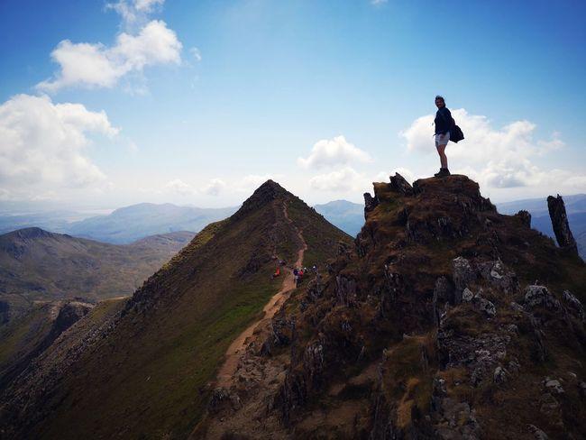 mountain silhouette Huaweiphotography Huawei P20 Uk Snowdonia Wales Visitwales EyeEm Selects Mountain Range Climbing Mountain Full Length Adventure Hiking Mountain Peak Rock Climbing Backpack Men Sky Hiker Rocky Mountains Mountain Climbing Rock Formation Explorer Tranquil Scene Silhouette