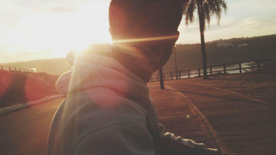 Sunset Love ♥ Just Him