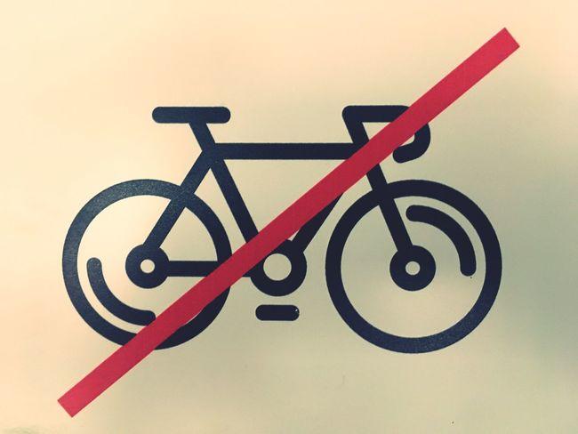 No Bikes Allowed Communication