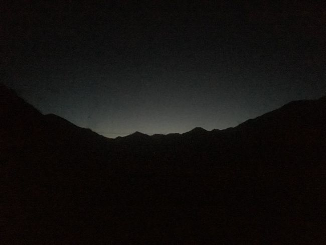 Silence Light Black Mountain
