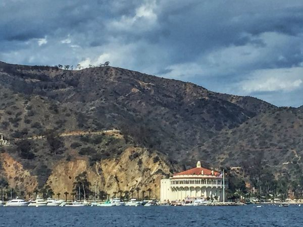Nature Tranquility Island Catalina Island  Catalina Mountains  Catalina Catalina☀️ Tourism Harbor Seascape Catalina Island  Casino Waterfront People And Places Sailboat Sea SaraLeeMcKinstry Must See Must See In California