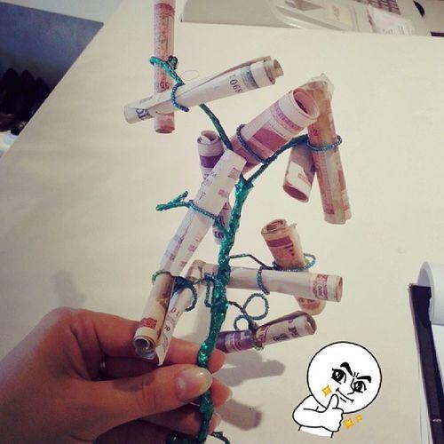 Наш талисман на работеツ  денежноедерево минск работа талисманminskinstaminskbelarushappyworktodaytflerspretty2013