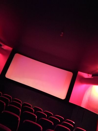 Film Industry Arts Culture And Entertainment Red Seat