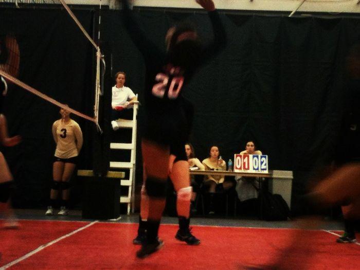 Volleyball tournament Saturday