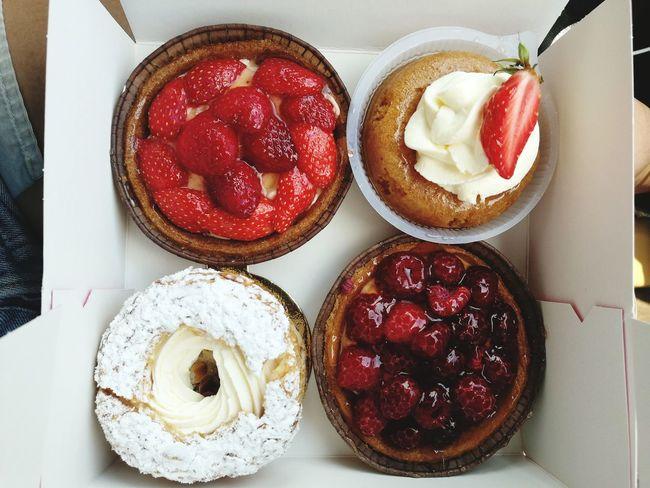 Food And Drink Sweet Food Fruit Summer France🇫🇷 Dolcevita  Random Red Food Dessert Table Yummy Yummy