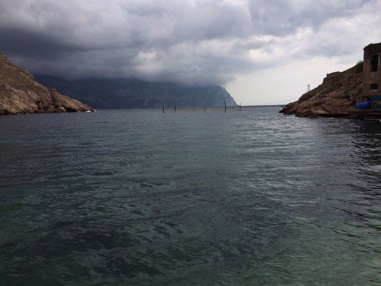 Balaklava Crimea Black Sea