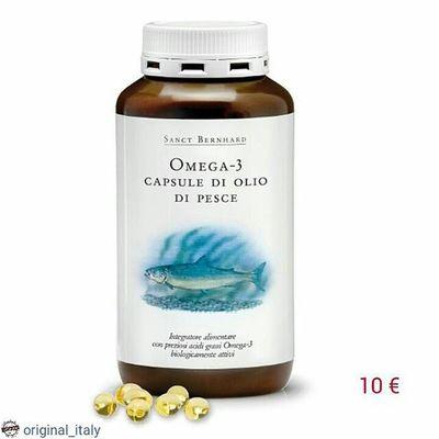 ➡➡➡➡➡@original_italy Омега - 3 400 капсул! !!!! 2-3 капсулы в день перед едой. Цена 10€ (цена действительна только для моих клиентов) + 7€ Доставка из Германии в Италию (при покупке нескольких продуктов вы экономите на доставке). аптекаизиталии лекарстваизИталии лекарства здоровье витамины витаминыдлядетейвитаминыкрасоты