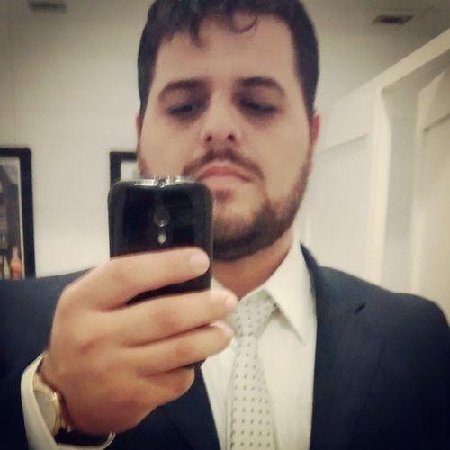 Fazer advogado usar terno no FDS é mta sacanagem...