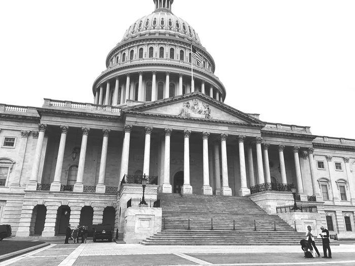 Architecture Government Washington, D. C. Capital Building