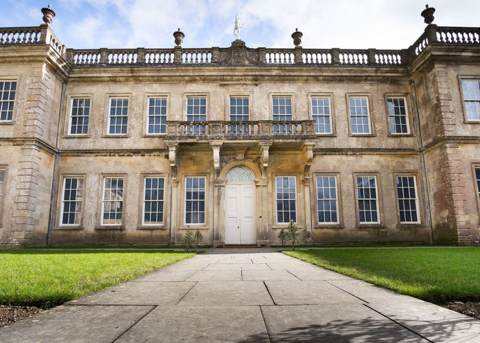 Architecture Low Angle View Day Dyrham Park House No People Old Old Buildings Outdoors