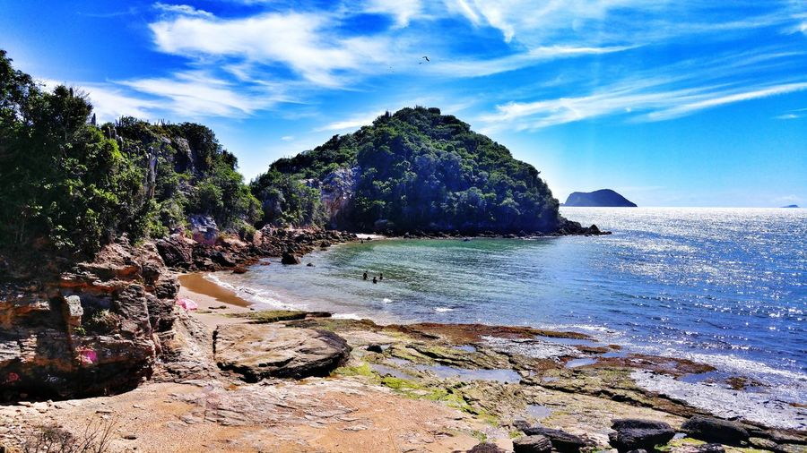 Ponta do Pai Vitório, lindo lugar!!! Beach Summer Huaweimate9 Vacations Wildplace Perfect Day Enjoying Life Tranquility