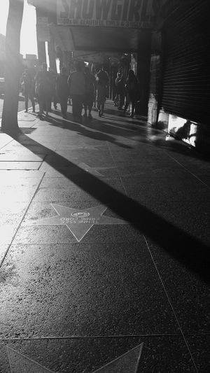 Hollywood Walk