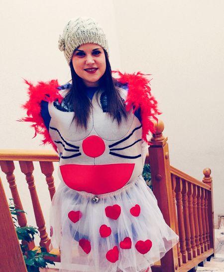 Carnaval2015 Carnival Doraemon Cupido Carroza