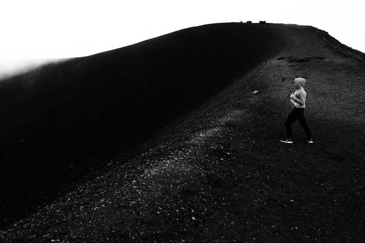 Etna Mountain