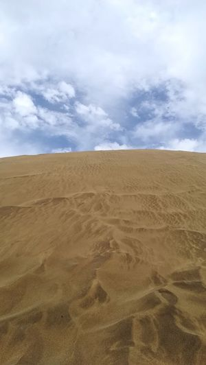 Sand Dunes & Clouds in Maspalomas . Happy Easter to you! Scenics Nature Travel Destinations Travel Photography Beach Beachphotography Beach Photography Gran Canaria Sand Sand Dune Sandy Dunes Shore Beach Beachphotography Coast Sandy Beach Semi-arid Arid Landscape Arid Go Higher