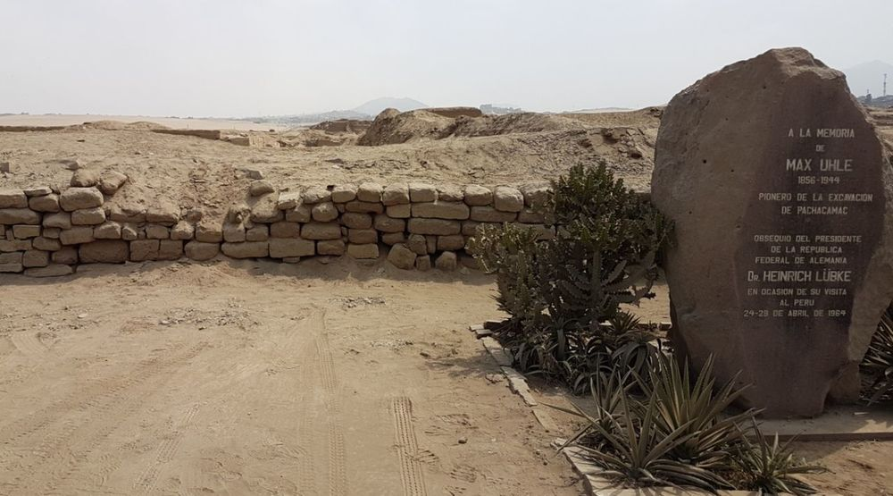 Outdoors Arid Climate Desert Sand Dune Ancient Old Ruin Landscape Sand Beauty In Nature Check This Out! Travel Destinations Pachacamac Lima,Perú