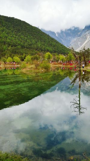 Yunnan ,China Treavelling Taking Photos EyeEm Best Shots - Nature Lake View