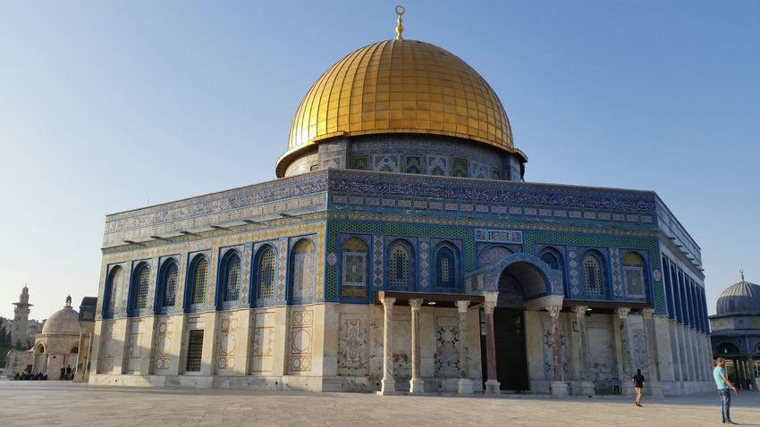 Dome Architecture Palestine Israel Jerusalem Holyland Templemount Alquds Caligraphy Islam Islamic Architecture Islamicalligraphy Shalom Peace Mosque Religious  Gold Goldendome
