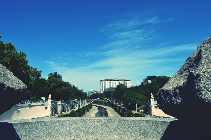 Austria ❤ Wien 2015 Holiday♡ Stadtpark