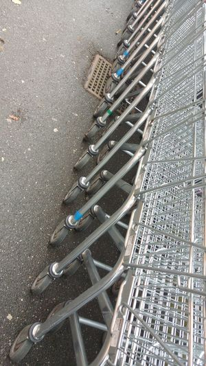 Trolleys Shopping Time Wheels