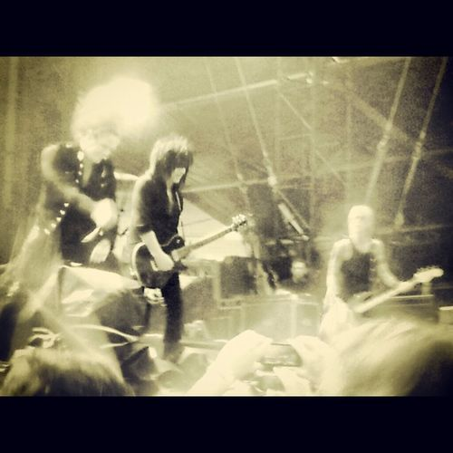 What Does Music Look Like To You? KingsOfChaos Rock'n'Roll