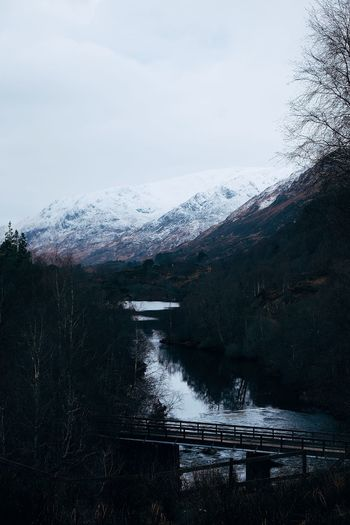 Glen Affric, Scotland, Highlands Glen Affric Mountain Beauty In Nature Exploring Adventure Highlands Scotland Water Sky Nature Cloud - Sky No People Beauty In Nature Scenics - Nature Outdoors Day Tranquility Travel It's About The Journey