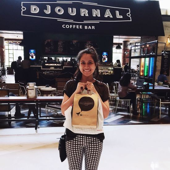 Coffee INDONESIA Holiday Checkered