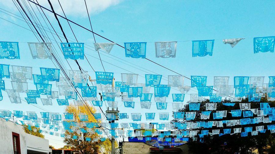 Coyoacán Azul Sky