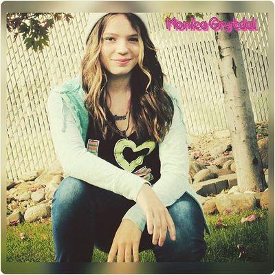 My best friend Monica Grytdal.