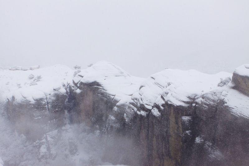 Traveling Winter Wintertime Snowminimals Showcase: December Snow Landscape Landscape_Collection Winter Wonderland Hiking Cliffs Adrenaline Junkie Hikingadventures My Best Photo 2015 My Winter Favorites Been There.