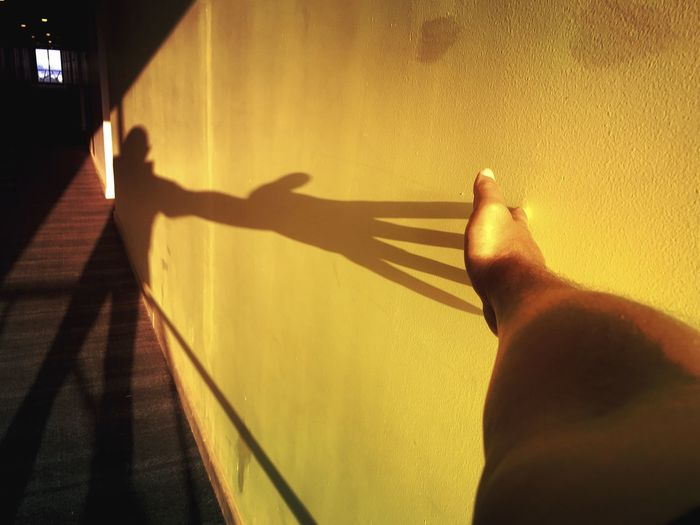 Shadow Shadow Real People Men Sunlight Two People People Architecture Leisure Activity Hand Human Hand Women Silhouette Built Structure Nature Adult Street Lifestyles Human Body Part City Indoors
