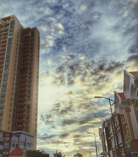 Urban life Clouds And Sky First Eyeem Photo