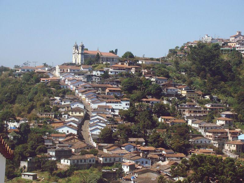 #Ouro Preto #Minas Gerais #Brazil Religion Church