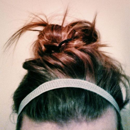 Messy buns Taking Photos Relaxing Messy Hair Messy Bun Messy Hair Dont Care Messy Life