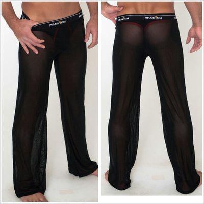 Manview mesh Lounge Pants MV1528 Esexymale.com WeRockEmHARD We Rock Fashion We Stay Ready
