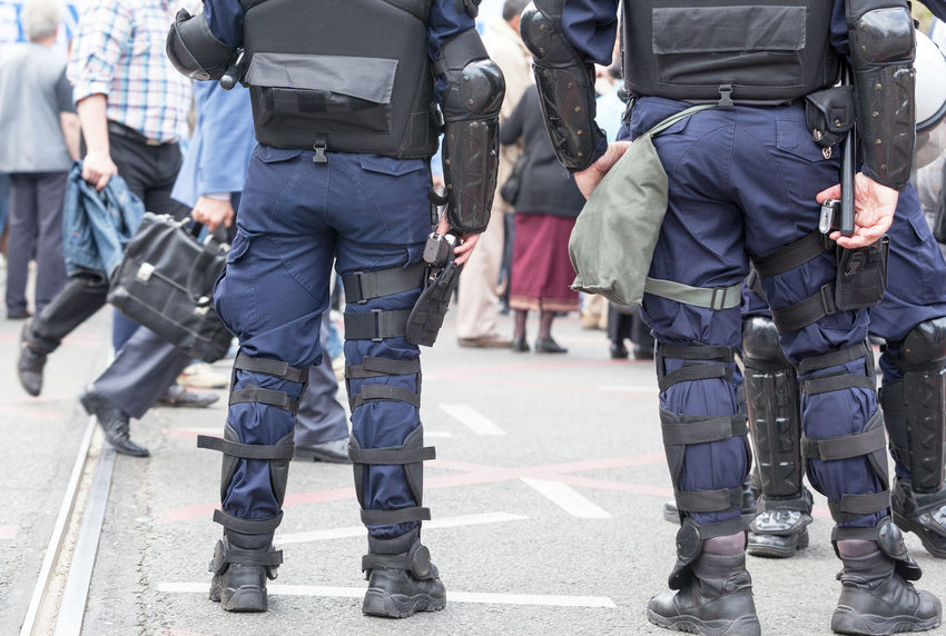 Police Counter-terrorism Crime Police Officer Policeman Street Protest Unrecognizable People Working Anti-terrorism Law Enforcement Outdoors Police Police At Demonstration Police At Work Police Force Police Officers Police State Police Uniform Safety Street Surveillance Terrorism Terrorist Attack Unrecognizable Person Weapon