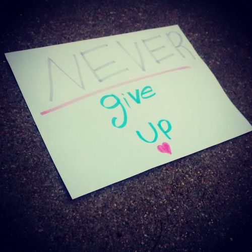 Quote Nevergiveup Stay Strong