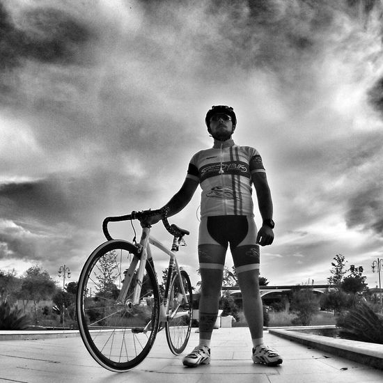 Portrait Me Bike Fixed Bike