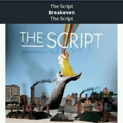 Thescript Breakeven Pandora GotMyEarphonesIn OnThatWorkFlow