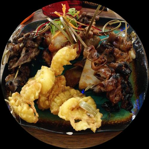 ExoticFood Exotic Exotic Food Exotic Food ExoticFood Exotic Foods Calamares Isaw Porkisaw Inihaw Inihaw <3 InihawMode Onlyinthephilippines🇵🇭 Onlyinthephilippines Food And Drink Food Indoors  No People Chinese Food Black Background Healthy Eating Food Stories EyeEmNewHere
