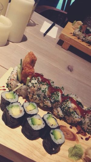 🍙🍘 Sushi
