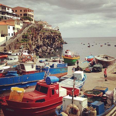 Churchill painted this. #Madeira Madeira