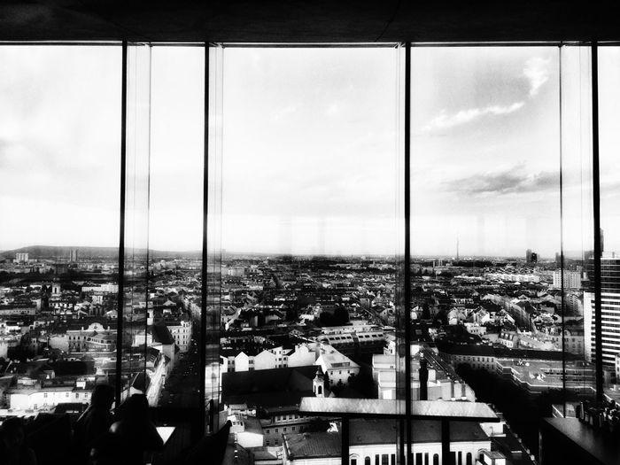 View From Above NEM Black&white Blackandwhite Monochrome Shootermag Vienna AMPt_community Eyem Gallery Bnw