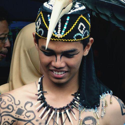 fashion in my cultureEyeem Potrait Potrait_photography Etnic Taking Photos EyeEm Best Shots Eye For Photography Check This Out EyeEm Indonesia Indonesia_photography Indonesia Traditional Uniqueness